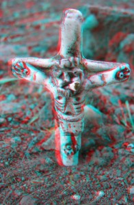 Smokin' Jesus in 3D